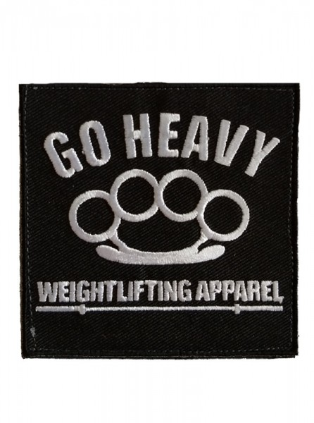 Go Heavy Knock Patch