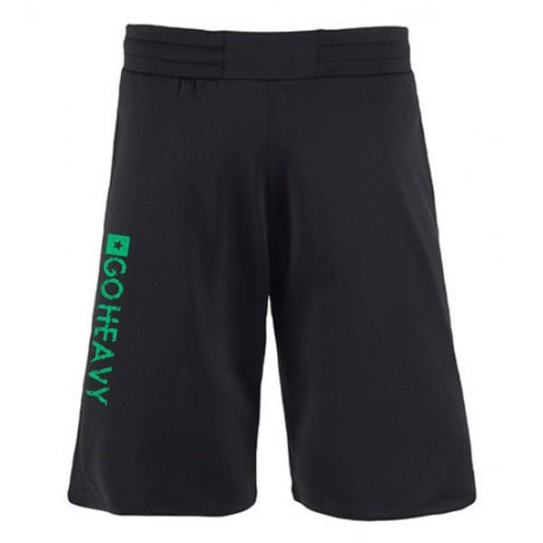 Go Heavy Herren Wod Shorts - schwarz
