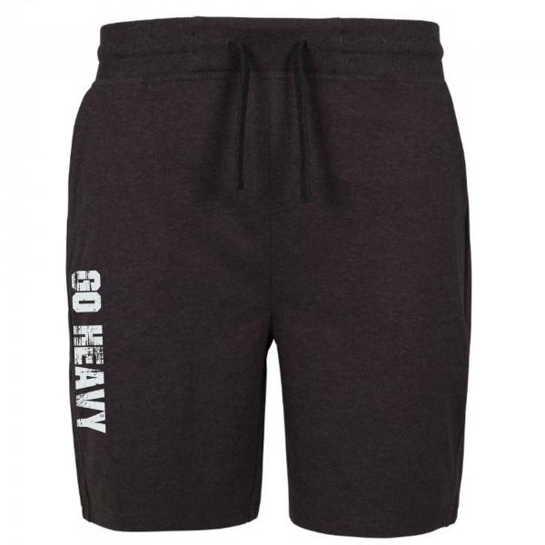 Go Heavy Herren Training Shorts - grau