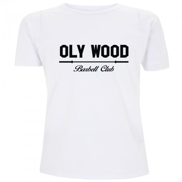 Go Heavy Oly Wood - Herren Shirt - weiß