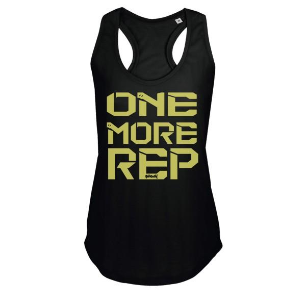 CrossFit Damen Racerback Top - One More Rep