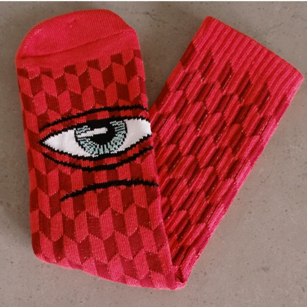 Toy-Machine Socks - Sect Herring - rot